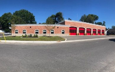 New Prescott Fire Hall